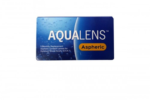 AQUALENS ASPHERIC 3pk