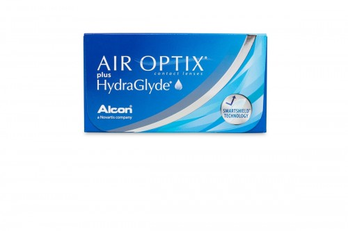 AIROPTIX PLUS HYDRAGLYDE 6PK