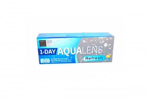 AQUALENS ONE DAY 30pk